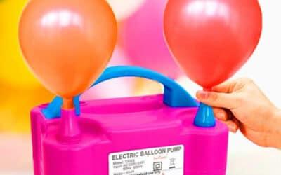 Gonfiatore Palloncini Ed Altri Accessori Per Allestimenti Con Balloons