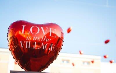 Palloncino Cuore e Amore Per Festeggiare San Valentino