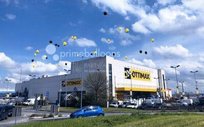 Palloni gonfiabili giganti: alta visibilità in modo economico