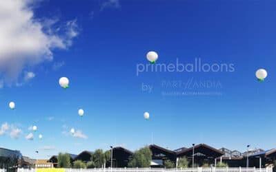 Palloni Ad Elio Pubblicitari: visibilità eco-sostenibile