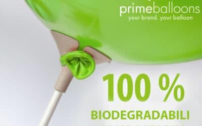 Stecche per Palloncini Biodegradabili al 100%
